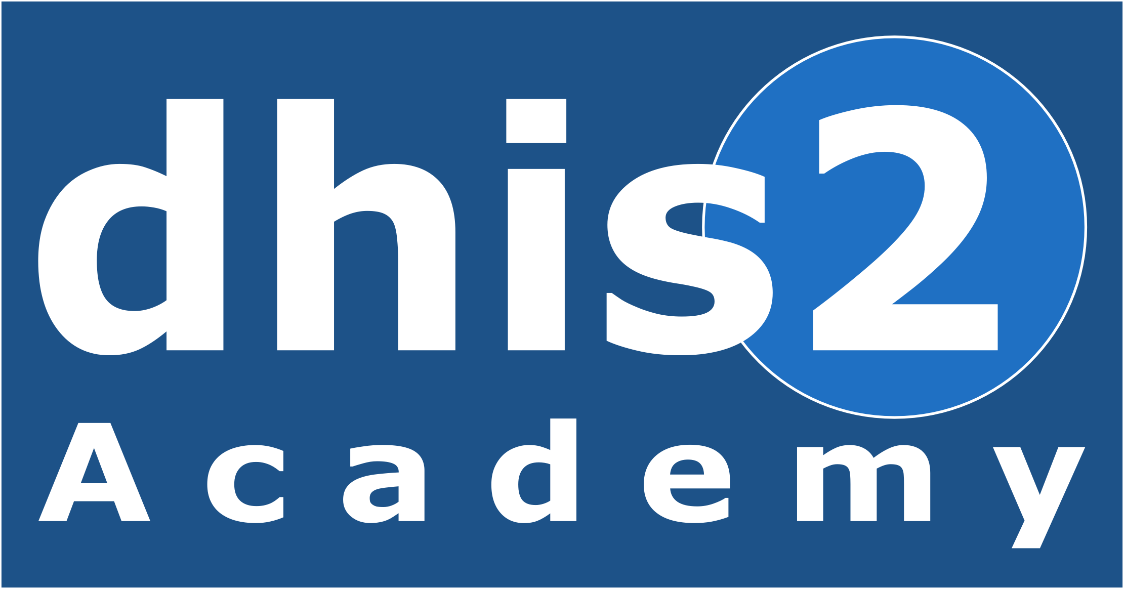 Logo DHIS 2 Academy
